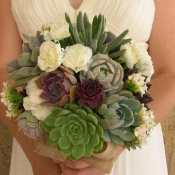 """Succulent-Bouquet """"Sara"""""""