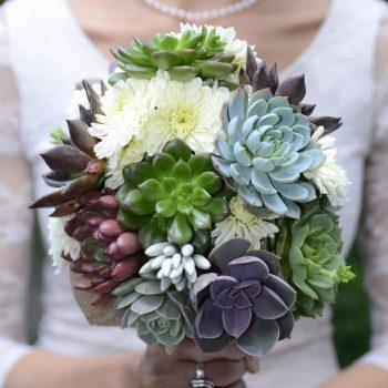 """Succulent-Bouquet """"Nessa"""""""