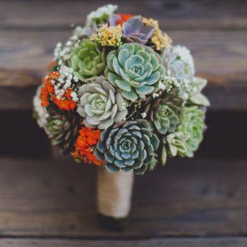 Succulent Bouquet -Danielle