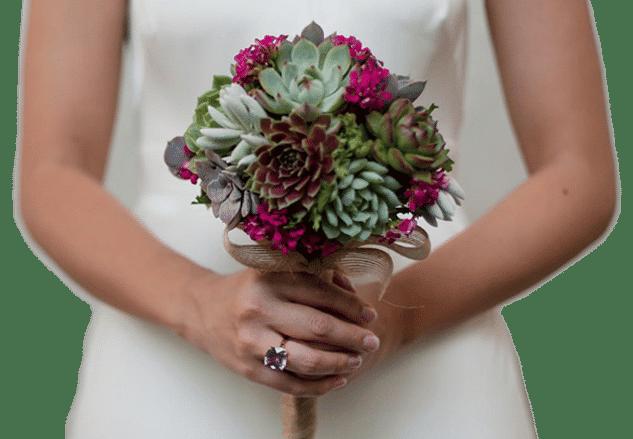 Succulent Wedding Bouquets Centerpieces More