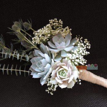 Succulent Bouquet Beatriz 5/28/21