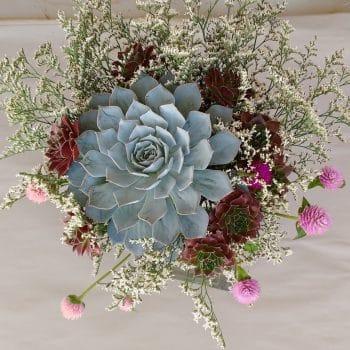 Succulent Bouquet Annette