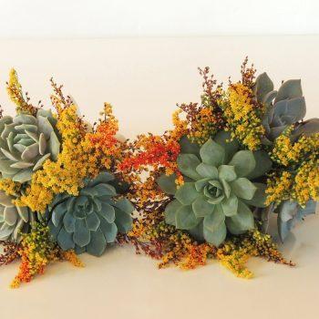 Jenn Succulent Bridal Bouquet 9/15/18